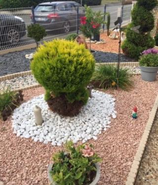 Terrassement, Aménagement extérieur, Jardin japonais.